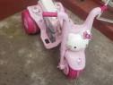 ATV Hello Kitty pt copii 2-7 ani