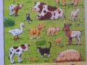 Puzzle 80 piese Animalele domestice Ravensburger