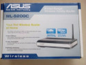 Router ASUS WL-520GC-complet echipat