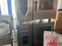 Rational Combi Master 6 tavi pe gaz metan refurbished