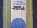 Istoria universala antica si medievala manual clasa a ix-a