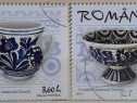 Timbre 2013 Tradiții - ceramica de Corund, jud. Harghita