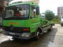 Camion transport auto Mercedes Atego 817