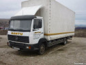 Camion Mercedes 817 Ecopower