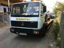 Camion tractari auto/utilaje Mercedes 817 Ecopower 1995