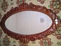 Oglinda cristal murano