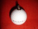 Set 3 mingi golf si 1 bucata accesoriu minge golf Bvlgari