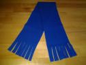 Blue Fleece - fular copii 1 - 3 ani (15x100cm)