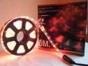 Furtun luminos flexibil multicolor Tub luminos LED