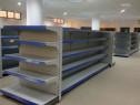 Gondole  rafturi de mijloc pentru supermarket