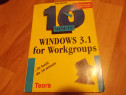Windows 3.1 for Workgroups - Kate Barnes