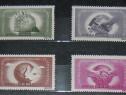 """Serie timbre """"Confederația Sindicală Mondială Paris"""" - 1945"""