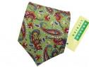 Cravata Angelo Litrico Verde Model Pasley
