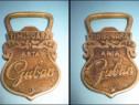 Arta Guban Timisoara 1930-Desfacator Art Deco bronz.