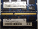 KIT Memorii Laptop 4 Gb DDR3 (2x2Gb) Elpida PC3 8500S