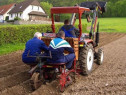 Plantator de cartofi incoltiti 2 rânduri rau kombi  germania