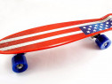 Penny board america - pennyboard - rulmenti abec7 - nou