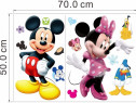 Sticker perete tapet desene pe pereti disney mickey mouse