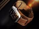 Curea 3in1 iCarer piele naturala Apple watch 42mm maro