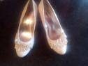 Pantofi eleganti piele Graceland
