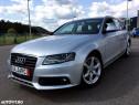 Audi a4 2.0 tdi 143 cp euro 5 an 2010 led bi-xenon navigatie