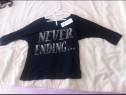 Bluza neagra, New Yorker, mărimea s, noua cu eticheta