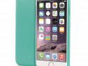 Husa Silicon / Plastic iPhone 6 / iPhone 6s BeHello green /