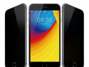 Iphone 5 5S SE 6 6S+ 7 7+ 8 8+ Folie Sticla Privacy Neagra