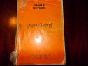 MEIN KAMPF- unica carte scrisa de Hitler