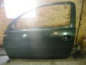 Usa stanga (3 usi) culoare verde Opel Corsa C an 2000-2009