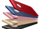 Iphone X 10 - Husa Ultra Slim 0.3mm Silicon Perforat Rosie