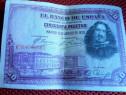 4 bancnote de 50 de pesetas Spania