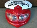 Masca motocicleta street fighter. nou !!