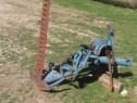 Coasa 1,60 la tractor