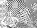 Tabla perforata otel perforatie rotunda patrata decorativa