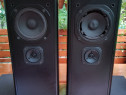 Boxe vintage Akai SR-39, 100W RMS, 8 ohm, Made in Germany