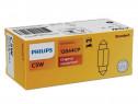 Bec Philips C5W 36MM 12W 5W 12844CP