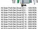 Kit-uri pt. solarii de legume in 6 rate fixe, fara dobanda