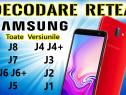 Decodare retea SAMSUNG Galaxy J8 J7 J6 J5 J4 J3 J2 J1 Toate