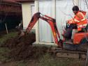 Realizam sistem de drenaj gradina si colectare ape pluviale