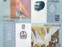Lot 4 bancnote ANGOLA  2012 - unc