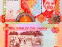 Lot 5 bancnote GAMBIA 2013-2015 - unc