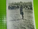 WW2-3 Reich-Organizatia HitlerJugend-Tanara la raport 1940.