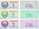 Lot 14 bancnote UZBEKISTAN 1992-2013 - UNC