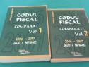 Codul fiscal comparat*cod+norme* 2006-2007 /2 vol. /nicolae