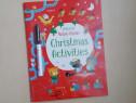 Carte pentru copii wipe-clean Christmas Activities