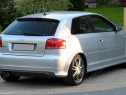 Prelungire S3 tuning sport bara spate Audi A3 8P Coupe v1