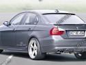 Prelungire splittere tuning sport bara spate BMW E90 v3