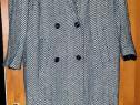 Palton dama stofa din lana mas. 50-54