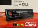 Player auto sony dsx-a40, 4x55w, usb, aux - sigilat